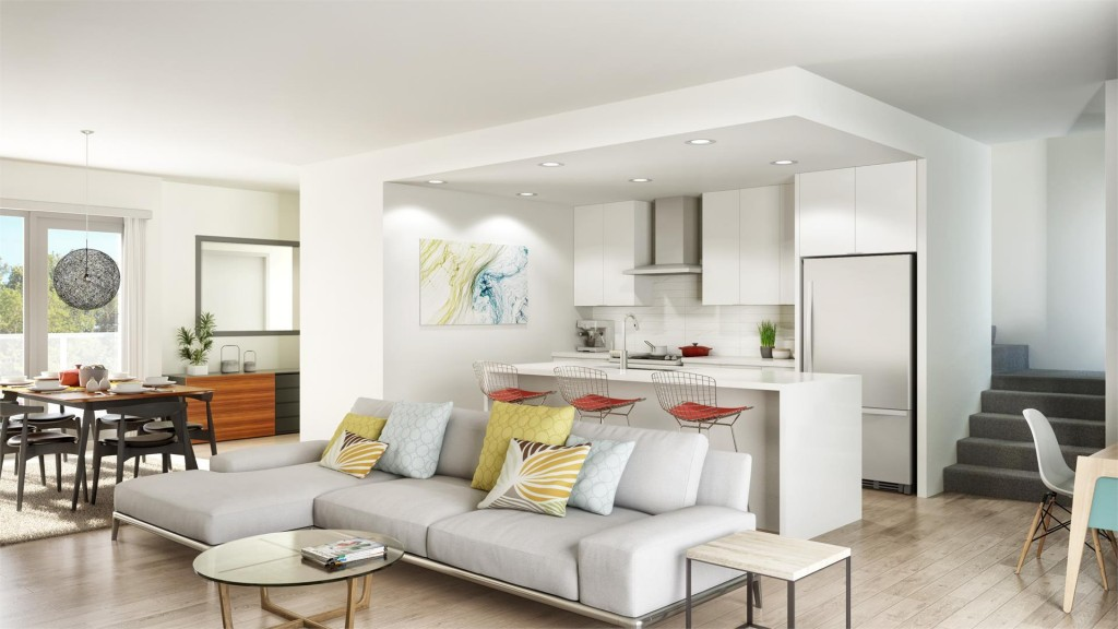 Seymour Village phase 2 sales start soon. 3 bed 1600sf townhomes starting at $759,900.