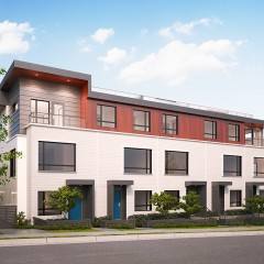 Arne Townhomes by Mondevo. Family friendly homes coming soon to Mt. Pleasant. Contact Chris for early access.