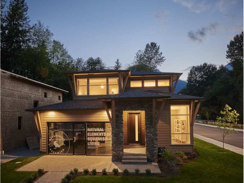 Ravenswood by Benchmark Homes. Now selling in Squamish, B.C.