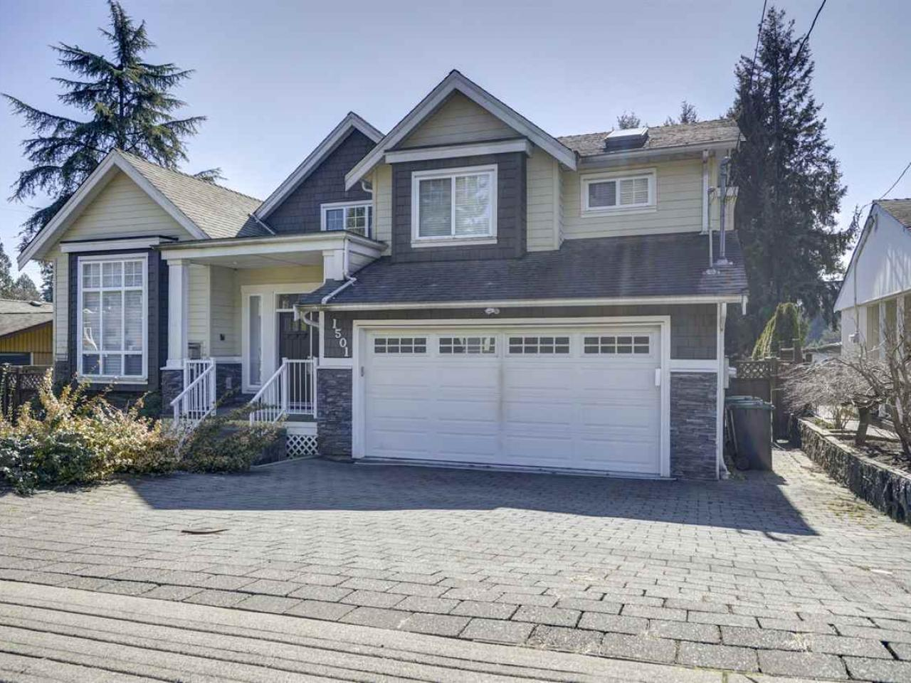 1501 Frederick Road, Lynn Valley, North Vancouver