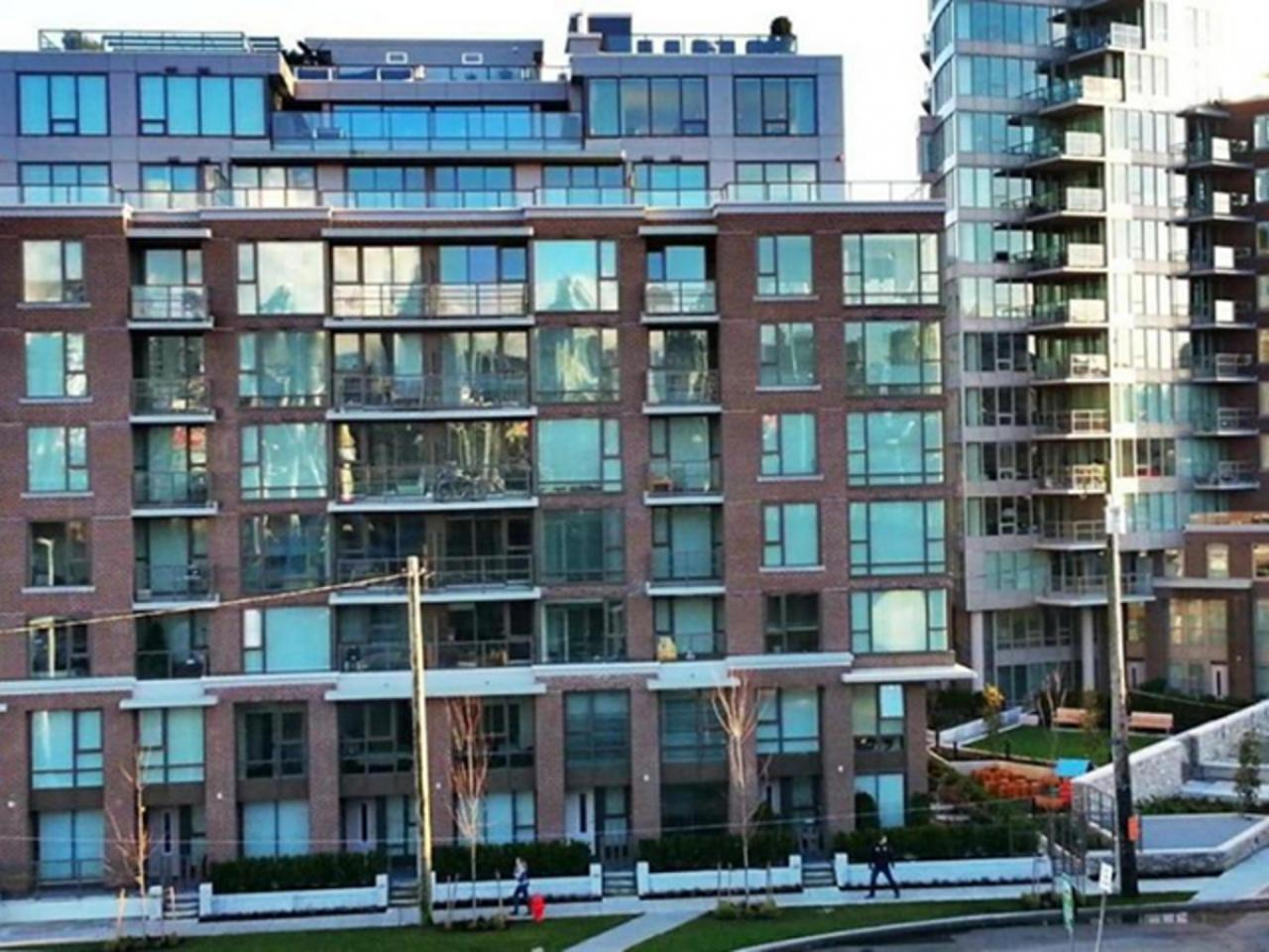 1408 - 445 W 2nd Avenue, False Creek, Vancouver West